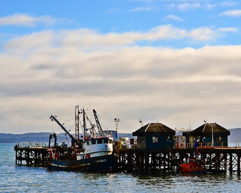[Fotografía] Región del Bío-Bío: Concepción - Tomé  - Lota (1/6)