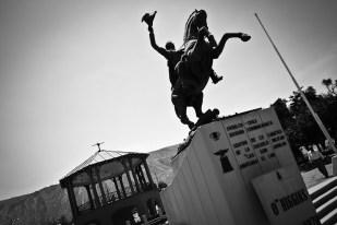 Monumento O'higgins
