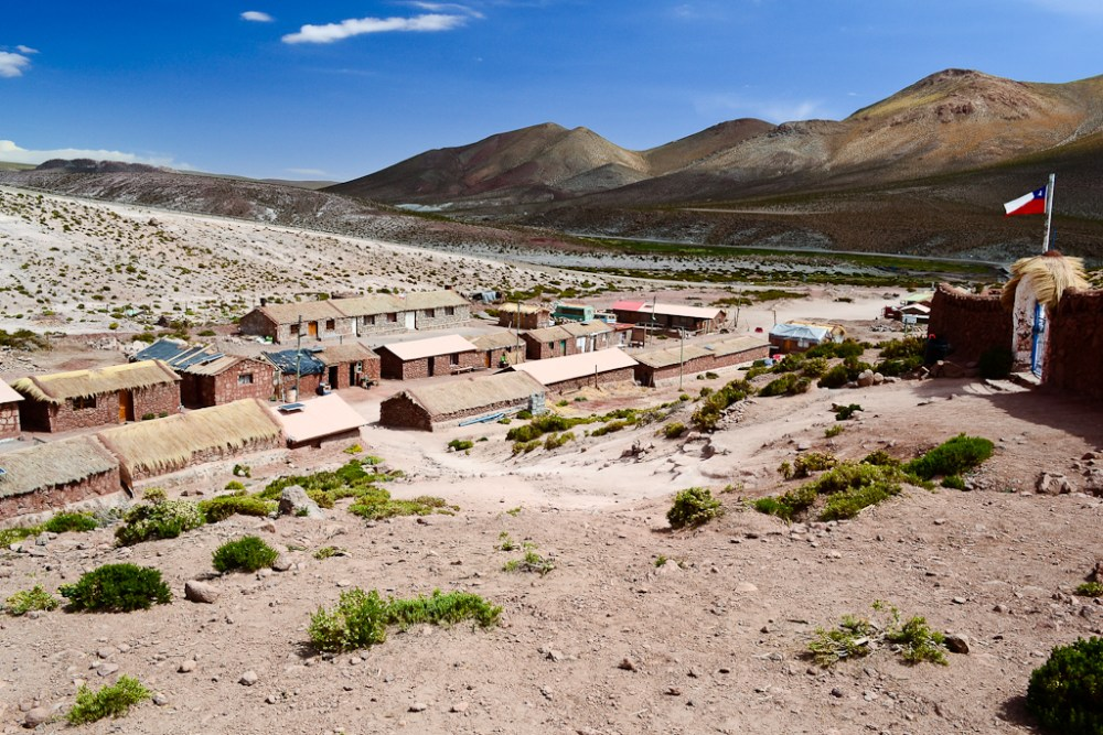 [Fotografía] - Machuca y alrededores, norte de Chile (6/6)