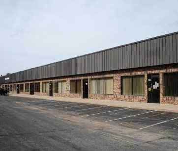Fridley office warehouse space for lease