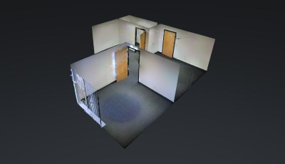 577 SQFT —— Brooklyn Center Office Space for Rent 3D Model