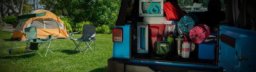 Camping essentials