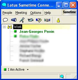 Lotus Sametime 7.0