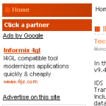 Google Ads on JGP.net