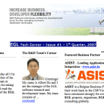 EGL Publishes its First Newsletter