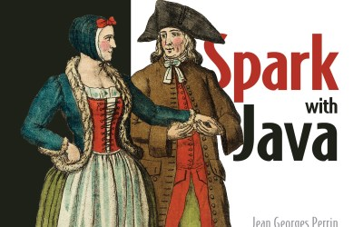 Spark with Java by Jean Georges Perrin jgp jg banner