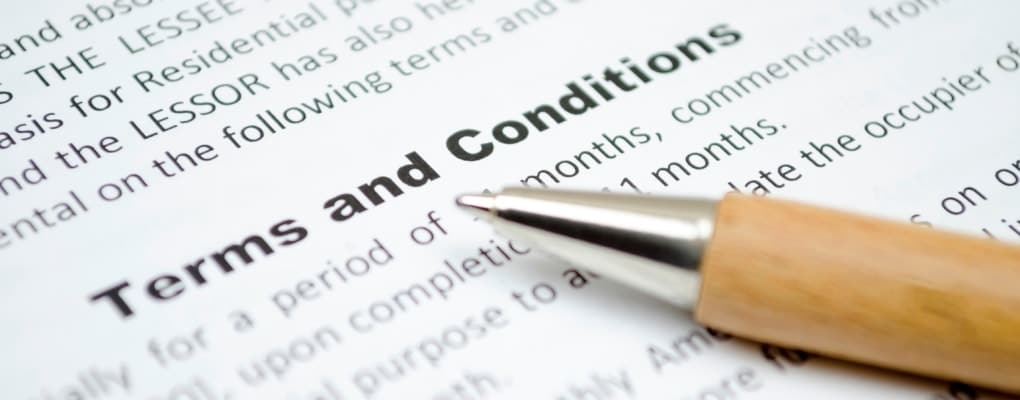 Terms And Conditions  Jg Pest Control