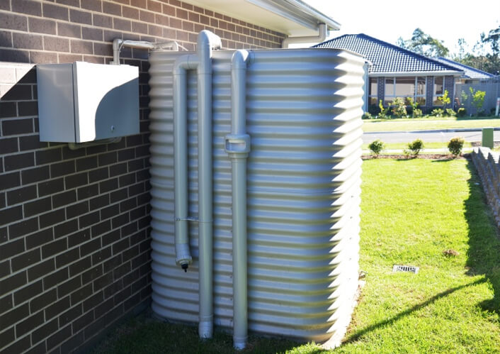 5-2 Water tanks - JG Plumbing Service, Gas Fitting, Auckland