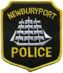 newburyport police patch