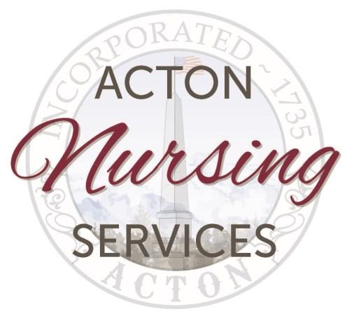 acton nursing logo