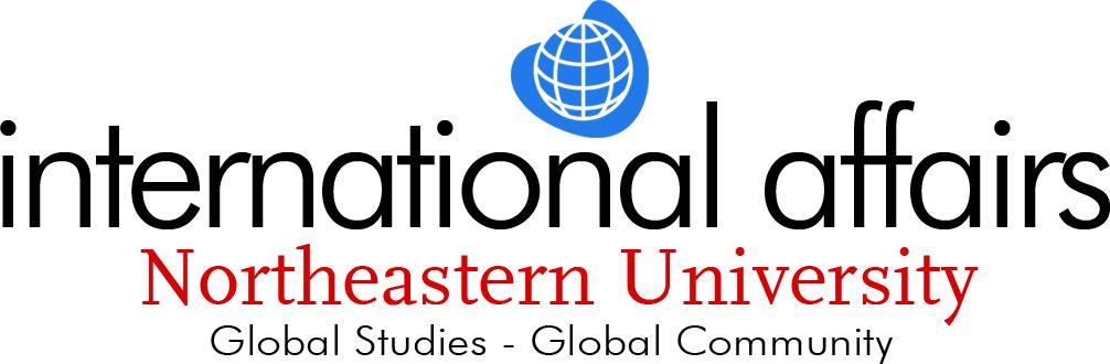 International Affairs program logo, Northeastern University (2006)