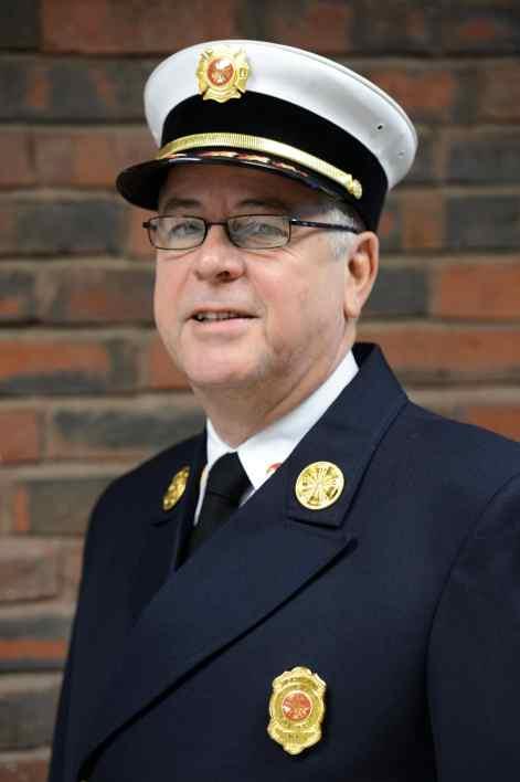 Chief Robert B. Lay