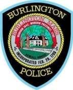Burlington-MA-Police-Logo