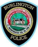 Burlington-MA-Police-Logo