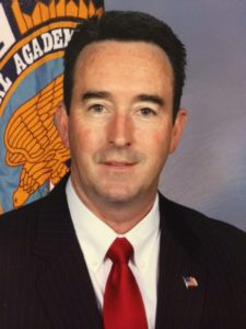 Burlington Police Deputy Chief Thomas Duffy