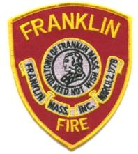 Franklin Fire_Patch