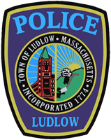 Ludlow Massachusetts Police Department Patch