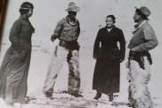 Fern Walker, Charles Woodson, Goldie Walker and Roy Hayes