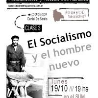 Lunes 19/10- Tercer Clase- El Socialismo y el hombre nuevo