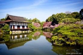 Heian Shrine Gardens - Kyoto, Japan