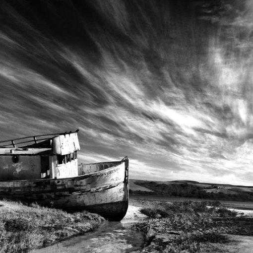 Pt Reyes Boat