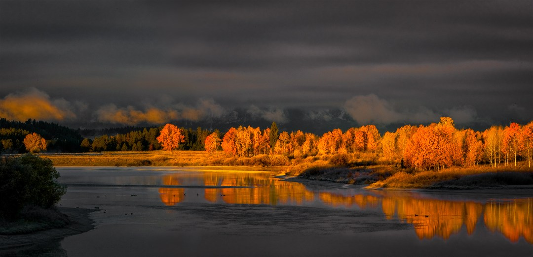 Before the Storm -  Oxbow Bend