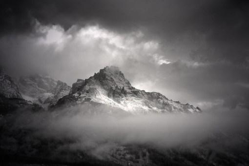 Teton National Park - Wyoming