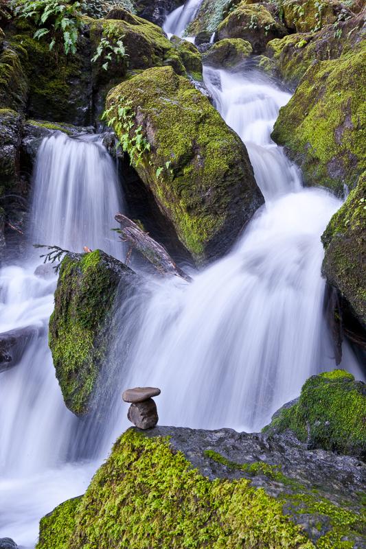 Cataract Falls Marin County California