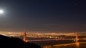 Golden Gate Bridge - Marin Headlands
