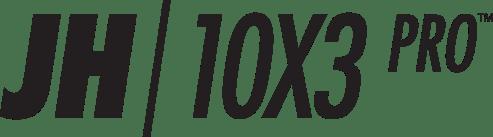 JH Audio JH10x3 Pro Logo
