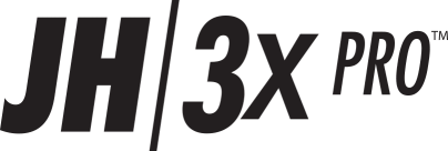 JH Audio JH3 Pro Logo