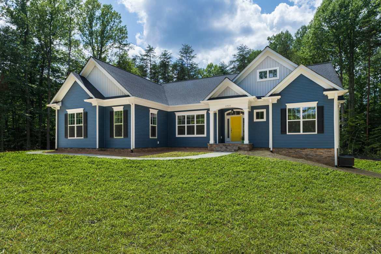 J hall homes custom home builder in fredericksburg virginia for Custom home builders fredericksburg va