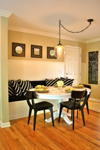 DIY Kitchen Banquette Part 2
