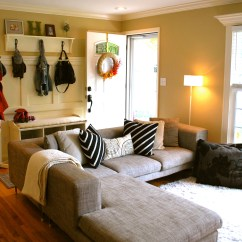 Odd Shaped Living Room Furniture Placement Relaxing Colors For Neutral Design | The Suburban Urbanist