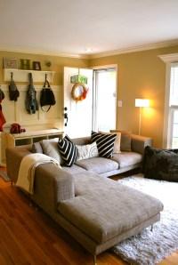 Entryway into Living Room