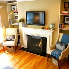 Decorating A Living Room With Fireplace And Tv Jive Chenille Furniture Collection Design The Suburban Urbanist Focal Point Of Is