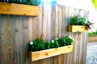 Yard Update and DIY Cedar Planter Boxes | The Suburban ...