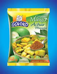 Govind green mango achar masala 200 gm