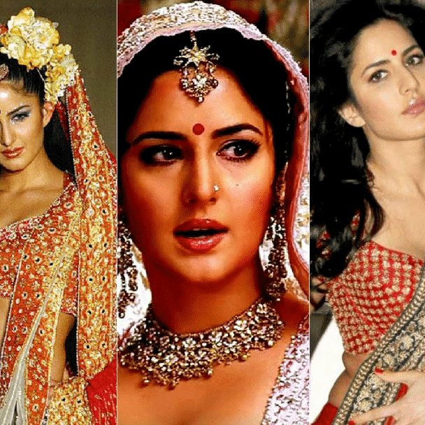 Katrina-in-red-Bindi