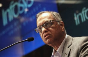 The Success Story of Narayana Murthy & InfoSys History