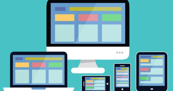 What is the tricks behind Responsive Design?