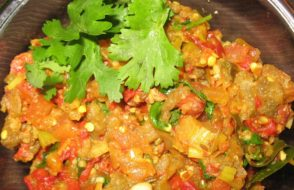 Cooking Tips for delicious Indian recipe Baingan Bharta