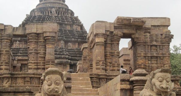 Famous Tourist places to visit in Bhubaneswar