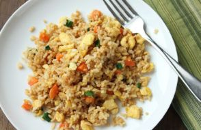 Cooking Tips to prepare Egg fried Rice recipe in Kitchen
