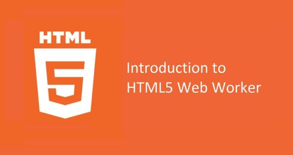 HTML5 Web Workers with Example