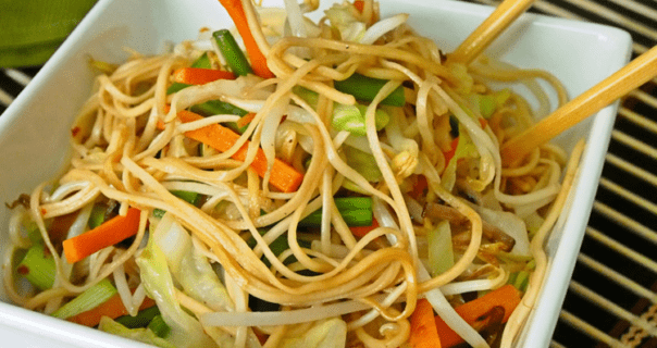 How to prepare tasty Chinese Veg Chowmein Recipe?