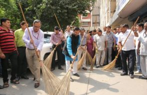 Everyone must be their own Scavenger - Swachh Bharat Abhiyan