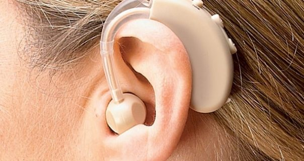 Hearing Aids - Self help of elder People
