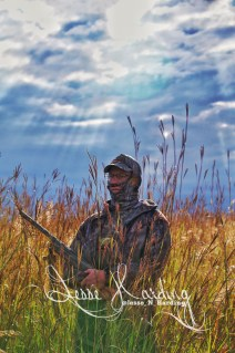 Morning Light While Hunting
