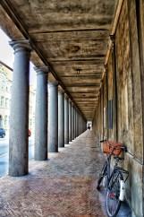 Bike Hallway